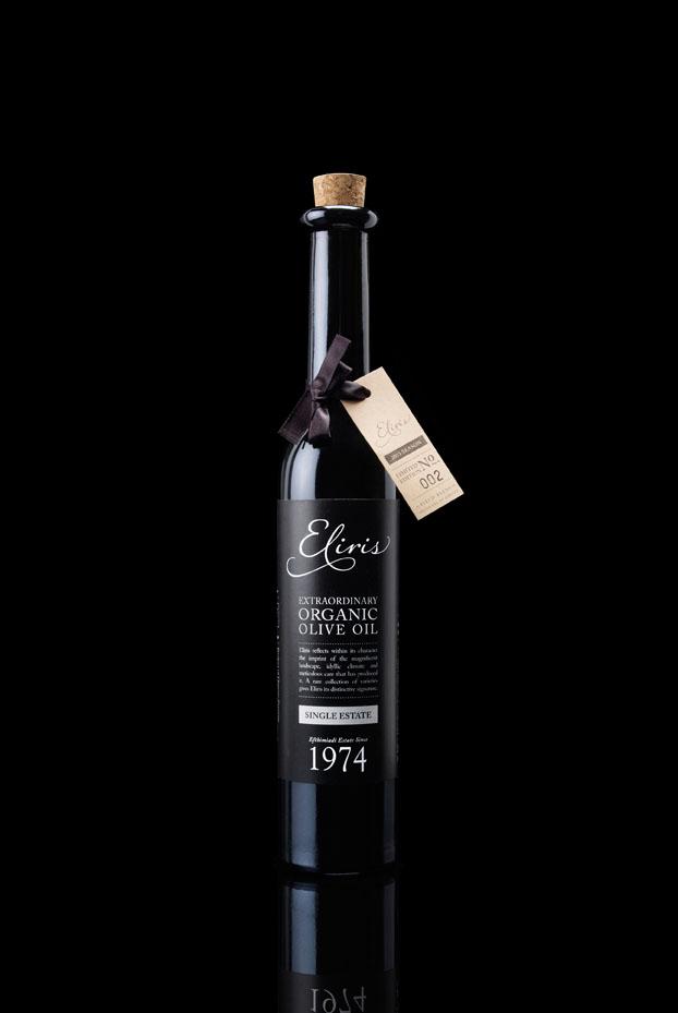 Eliris Olive Oil Bottle (250ml)