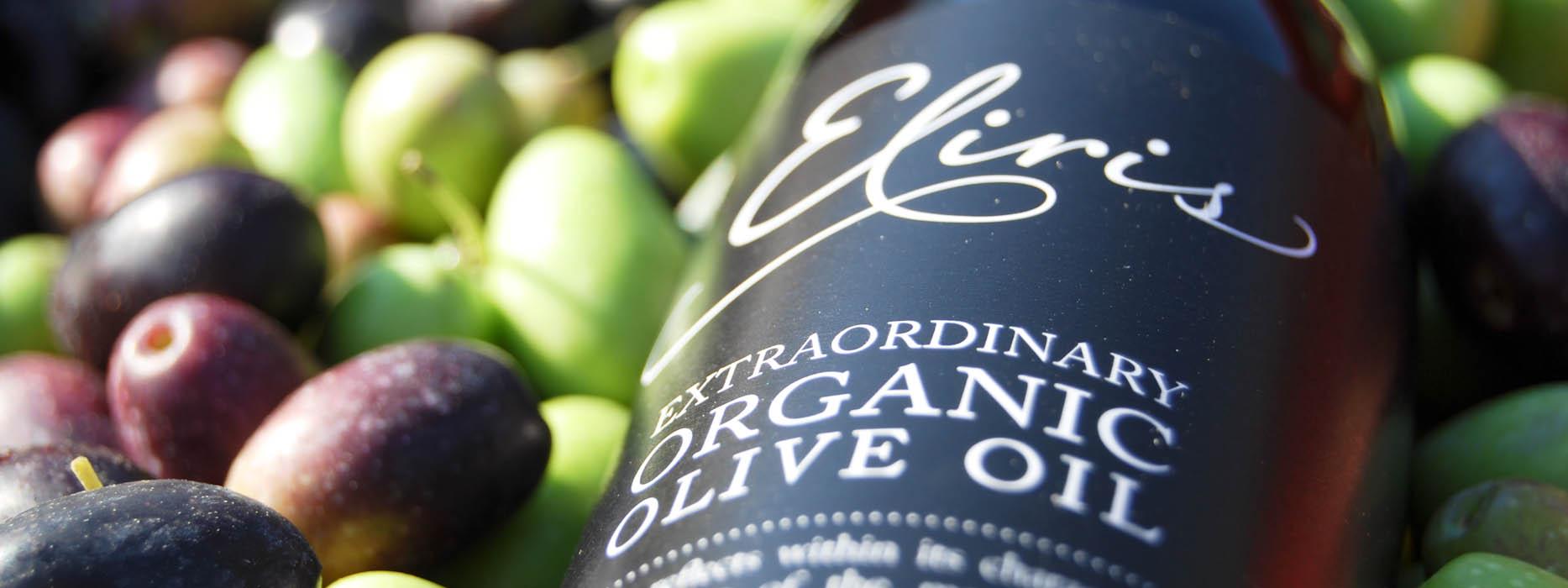 Eliris Organic Olive Oil