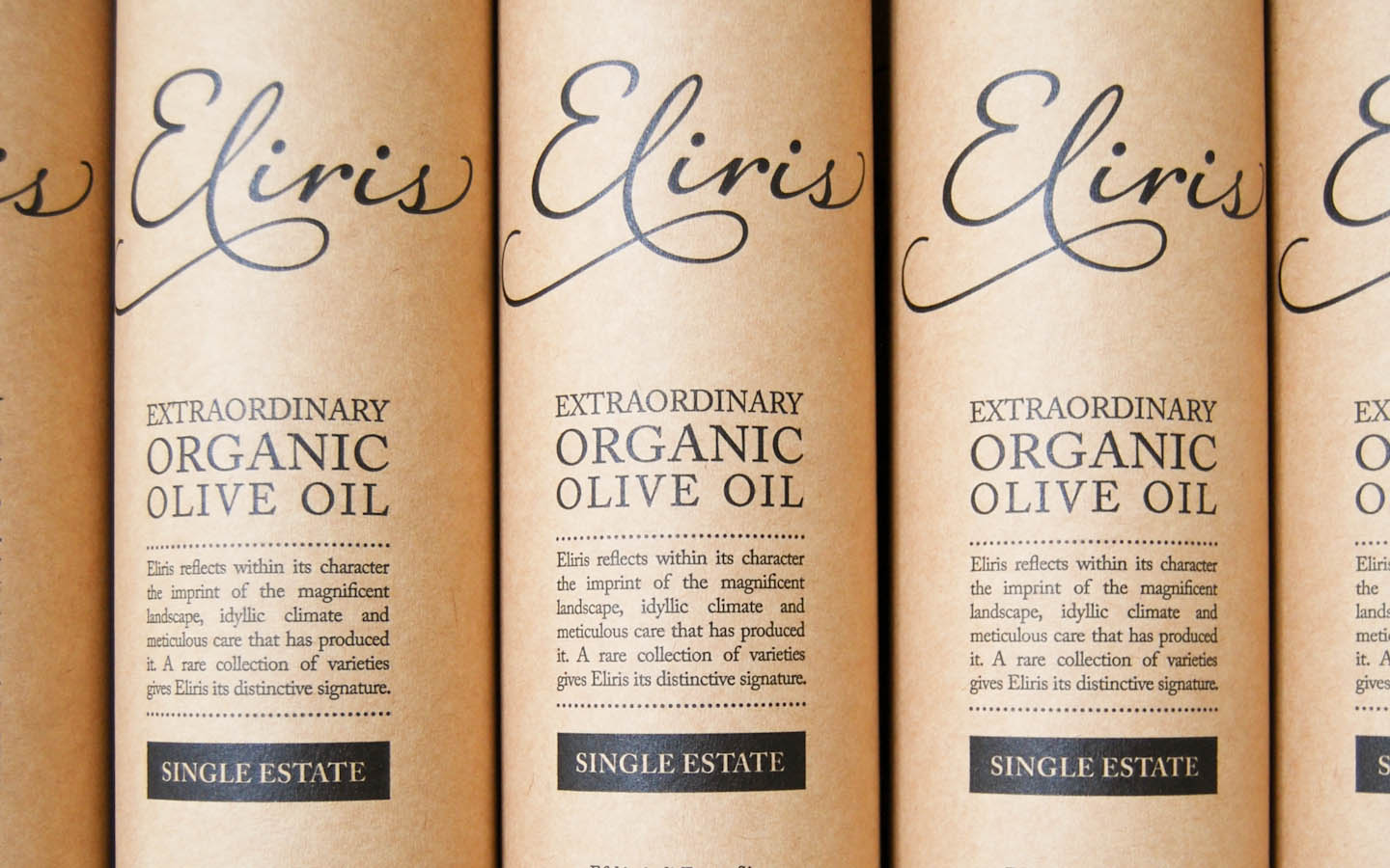 Eliris Olive Oil Gift Tube at Selfridges