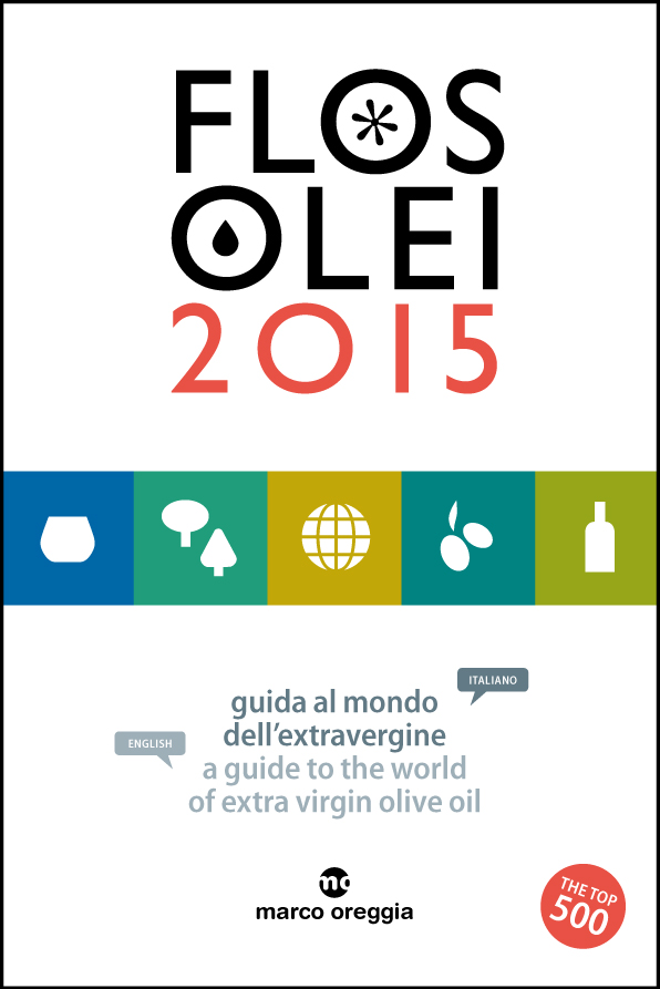 Eliris organic olive oil selected for FLOS OLEI 2015 Guide