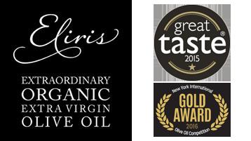 Eliris Greek Organic Extra Virgin Olive Oil